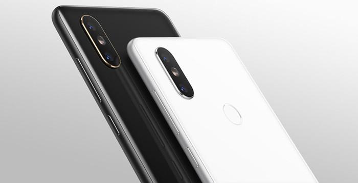 Xiaomi представляет керамический смартфон Mi Mix 2S с беспроводной зарядкой и Snapdragon 845