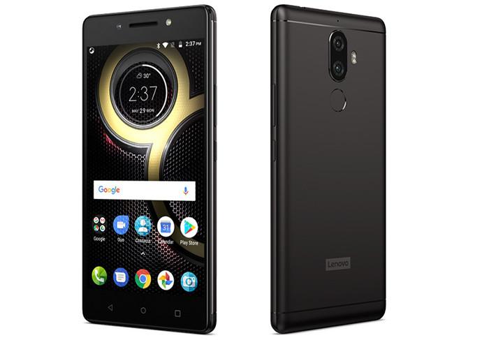 Lenovo K8 Note: недорогой 10-ядерный смартфон с двойной задней камерой