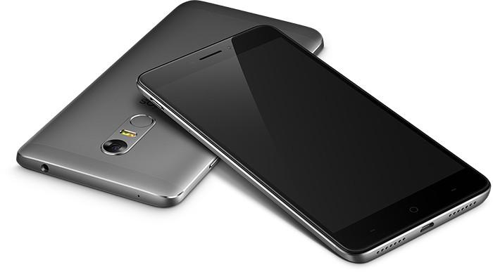 До России добрался металлический смартфон Neffos X1 Max с батареей на 3000 мАч