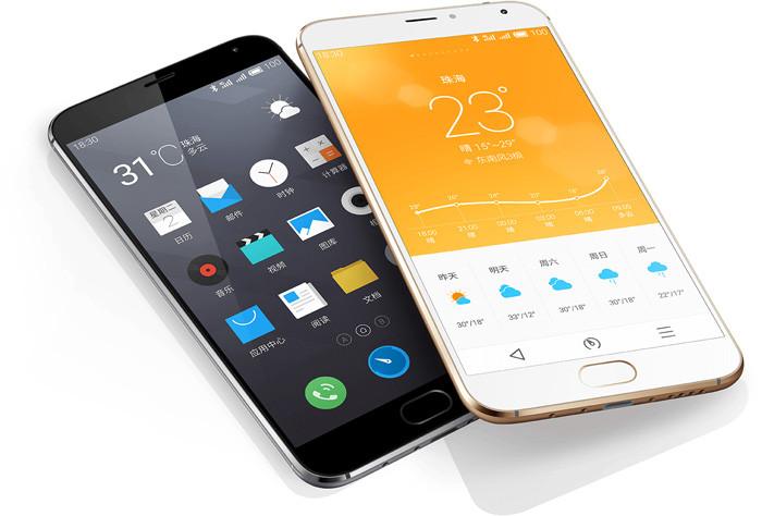 Представлен флагманский смартфон Meizu MX5 ценой от 290 долларов