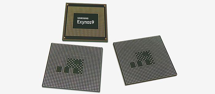 Samsung раскрыла первые подробности о чипсете Galaxy S9