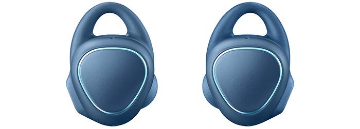 Samsung анонсировала полностью беспроводные спортивные наушники Gear IconX