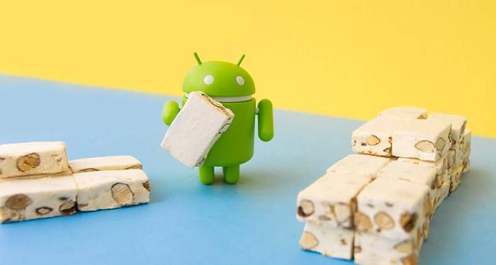 Какие устройства получат Android 7.0 Nougat?