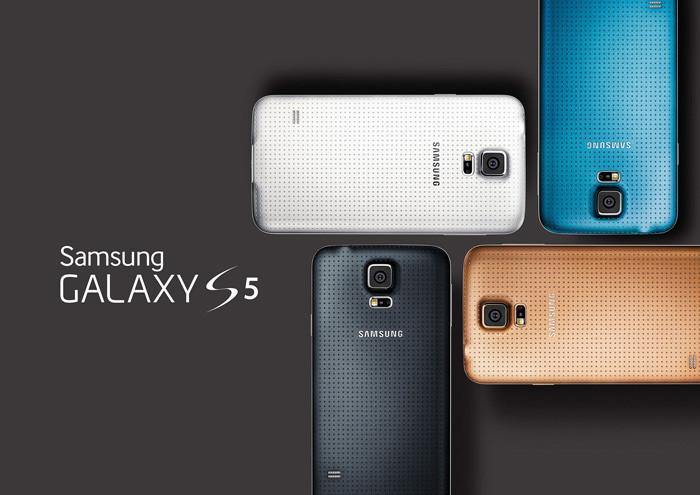 MWC 2014. Представлен Samsung Galaxy S5
