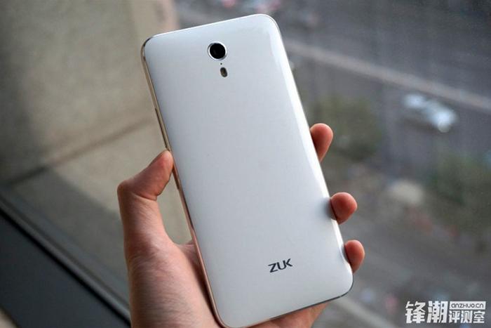 В Китае прошла презентация ZUK Z1 – нового недорого смартфона от Lenovo