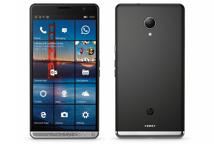 MWC 2016. Представлен смартфон HP Elite X3 под управлением Windows 10 Mobile