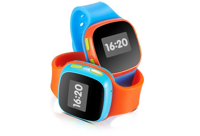 CES 2016. Alcatel OneTouch CareTime: детские умные часы с поддержкой сотовых сетей