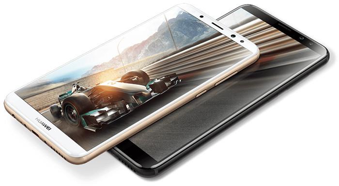 Huawei Meimang 6: смартфон среднего уровня с безрамочным экраном и четырьмя камерами
