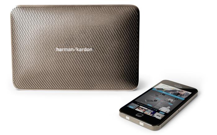 Harman Kardon Esquire 2: портативная акустическая система с аккумулятором на 3 200 мАч