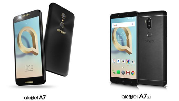 IFA 2017. Новинки Alcatel: металлические смартфоны Idol 5 и недорогие фаблеты A7