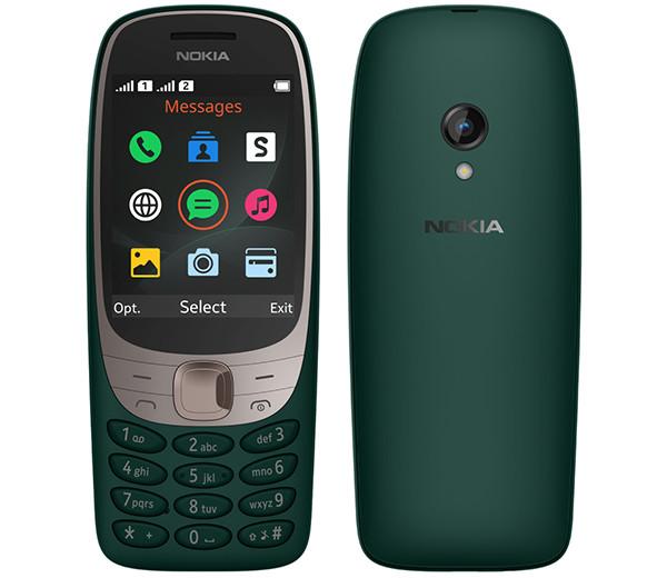 В РФ приехал кнопочный телефон Nokia 6310 – ремейк легендарной трубки 2001 года