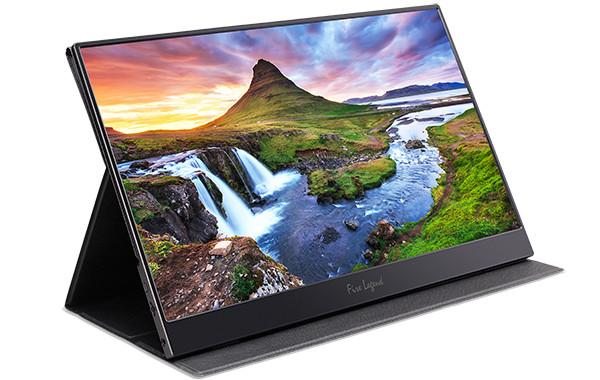 Acer AOPEN 16PM3Q: портативный монитор с HDR10 и чехлом-подставкой
