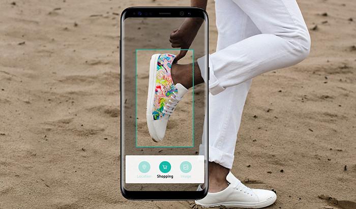 Смартфоны Samsung смогут находить товары на «Яндекс.Маркете» по фотографии
