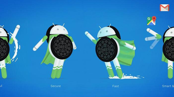 Представлена операционная система Android 8.0 Oreo