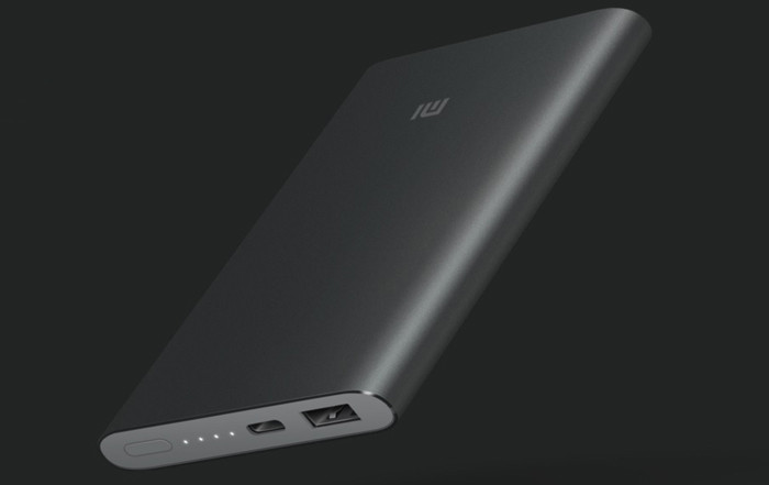 Xiaomi анонсировала внешний аккумулятор Mi PowerBank Pro на 10 000 мАч с портом USB Type-C