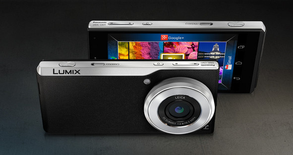 Panasoniс Lumix CM1: Android-смартфон с 20-мегапиксельной камерой на базе дюймовой матрицы