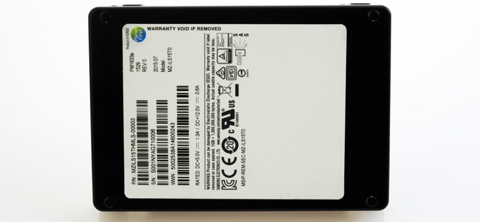 Samsung анонсировала 2,5-дюймовый SSD рекордной емкости – 15,36 Тб