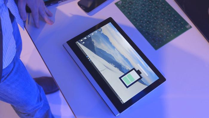 IFA: Intel готовит к выпуску беспроводное зарядное устройство для ноутбука