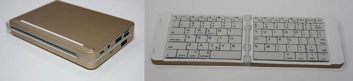 Pipo готовит к выпуску компьютер-клавиатуру