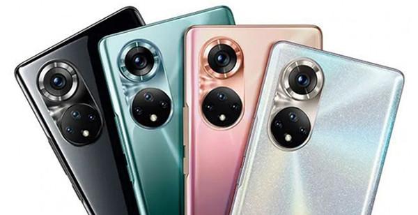 В Honor официально раскрыли дизайн смартфонов флагманской серии Honor 50