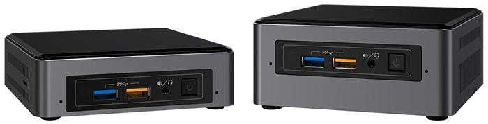 CES: Мини-компьютеры Intel NUC получили чипы Kaby Lake