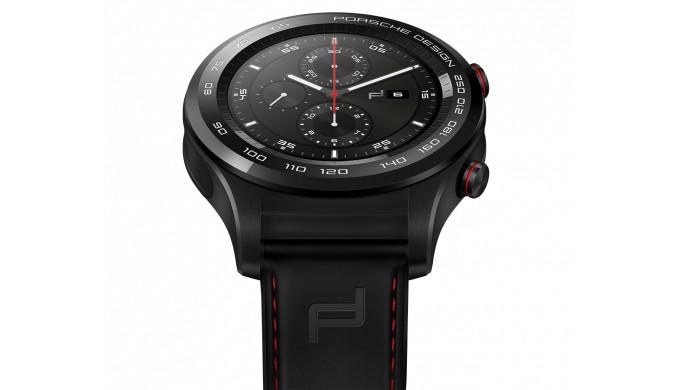 В продаже появились умные часы разработки Huawei и Porsche Design