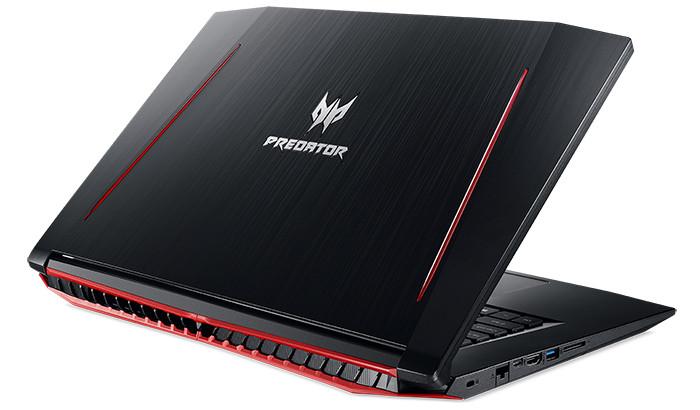 До России добрались «бюджетные» игровые ноутбуки Acer Predator Helios 300