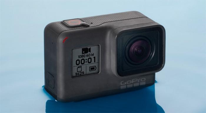 GoPro представила свою самую дешевую экстрим-камеру. Ее цена не превышает 200 долларов