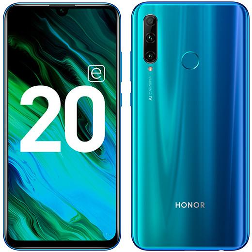 В РФ начались продажи нового недорогого смартфона Honor. У него три камеры, NFC и Full HD-экран