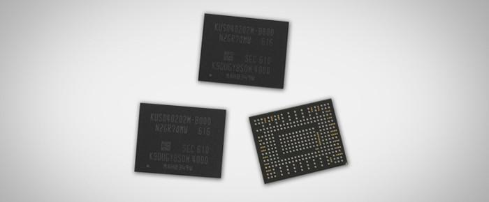 Samsung представляет SSD на 512 Гб размером меньше почтовой марки