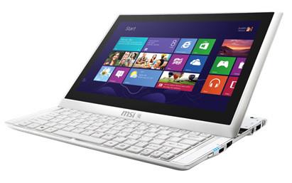 Начинаются продажи ультрабука-слайдера MSI Slidebook S20