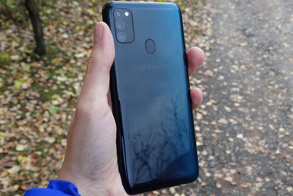 Обзор Samsung Galaxy M30s: смартфон, который не желал разряжаться