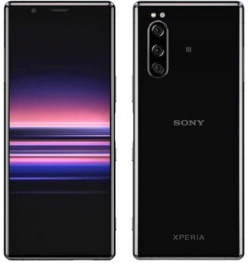 В РФ рухнула цена лучшего компактного смартфона 2020 года. Он японский и с необычным экраном