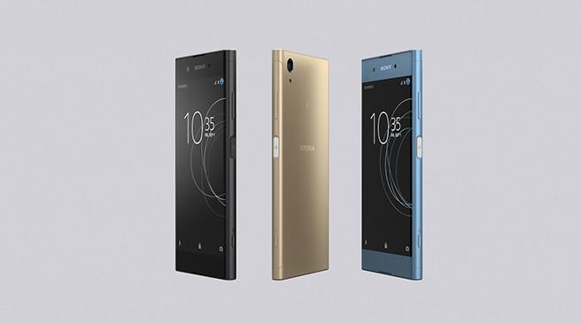 IFA 2017. Смартфон среднего класса Sony Xperia XA1 Plus с батареей на 3430 мАч