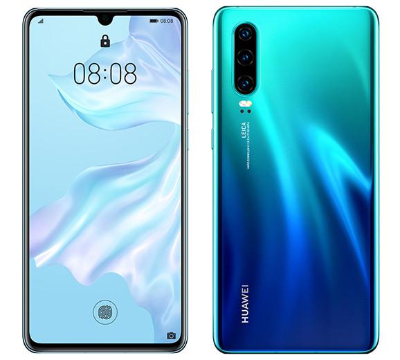 Представлены флагманские смартфоны Huawei P30 и P30 Pro с OLED-экранами и продвинутыми камерами