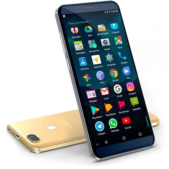 В Россию приехал смартфон Pixelphone M1 с двойной камерой, безрамочным экраном и необычным корпусом. И он стоит менее 7 тысяч рублей
