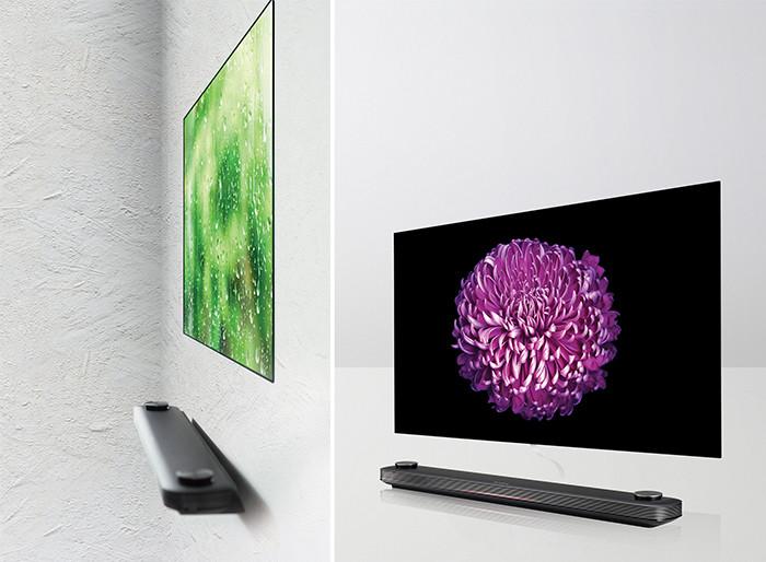 Начались российские продажи ультратонкого OLED-телевизора LG за полмиллиона рублей