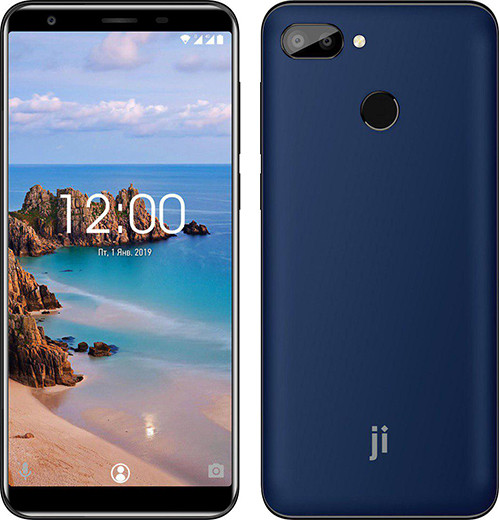 Jinga анонсировала дешевый смартфон с NFC и Google Pay