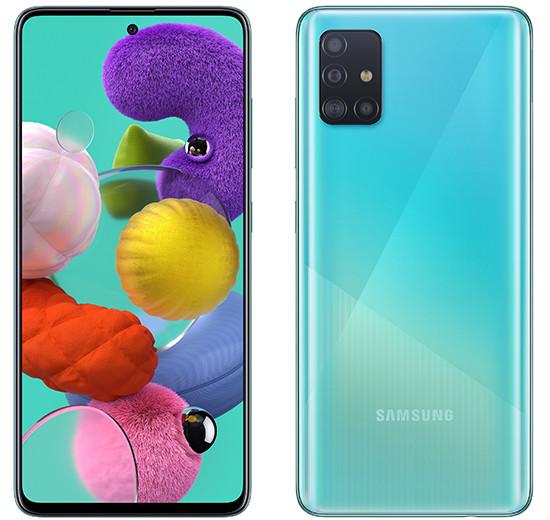 Премьера: Samsung представляет Galaxy A51 – наследника одного из лучших смартфонов 2019 года