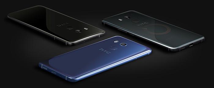 HTC U 11+: флагманский безрамочный смартфон с батареей на 3930 мАч