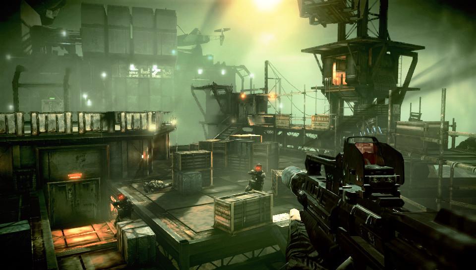 Killzone Mercenary для портативной PS Vita