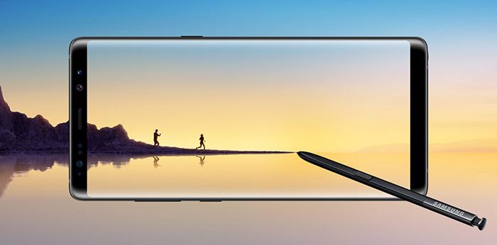 Представлен Samsung Galaxy Note 8: все, что нужно знать о новом флагмане