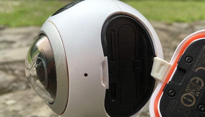 Обзор Samsung Gear 360: Сферические панорамы в кармане