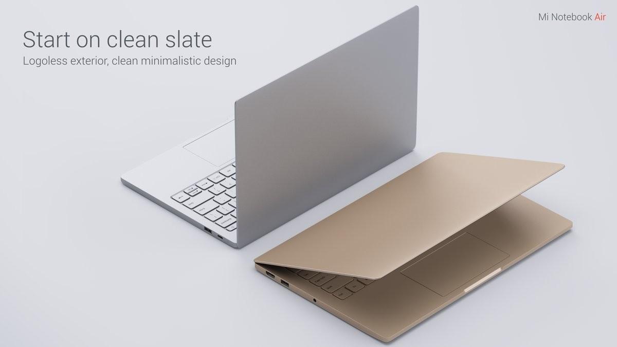 Mi Notebook Air - первый ноутбук Xiaomi