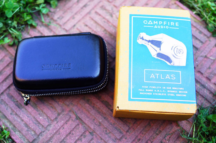 обзор наушников Campfire Audio Atlas