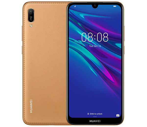 Распродажа: «Билайн» продает смартфон Huawei Y6 2019 с очень необычным корпусом за 6 тысяч рублей