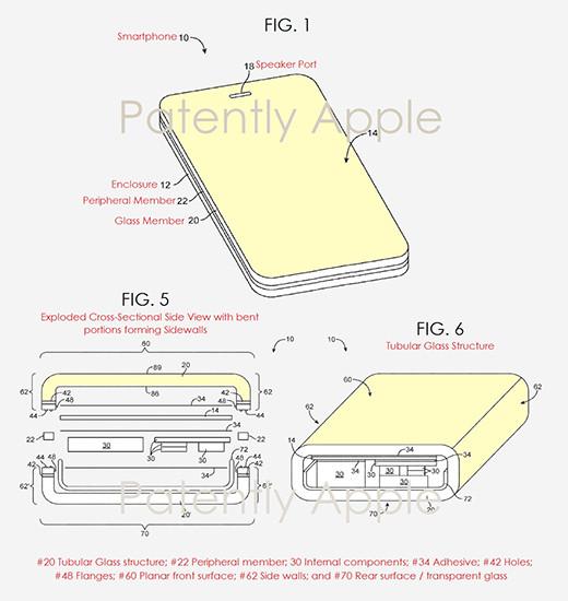 Один из следующих iPhone может быть полностью стеклянным. В Apple придумали способ отказаться от металлических элементов