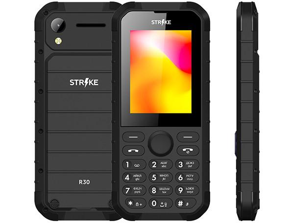 В России появился новый бренд дешевых кнопочных телефонов. Его главная модель выглядит как телефон-кирпич из 90-х