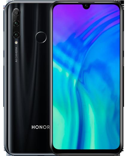 Недорогой смартфон Honor 20e получил поддержку NFC и экран формата Full HD