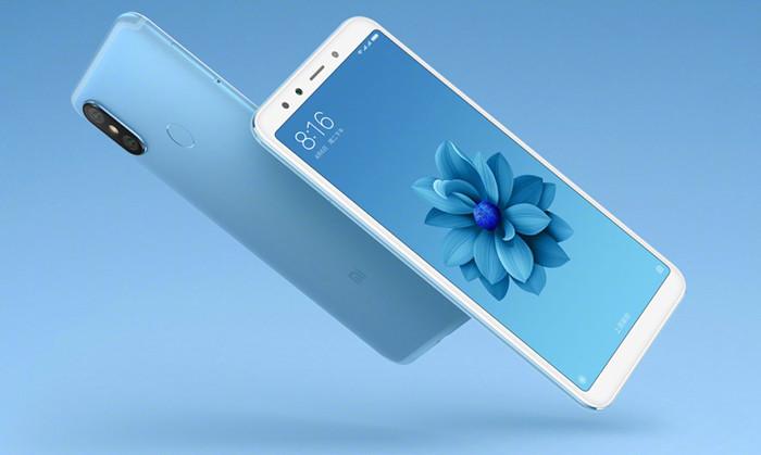 Xiaomi анонсировала смартфон среднего класса Mi 6X со сдвоенной камерой, быстрой зарядкой и металлическим корпусом